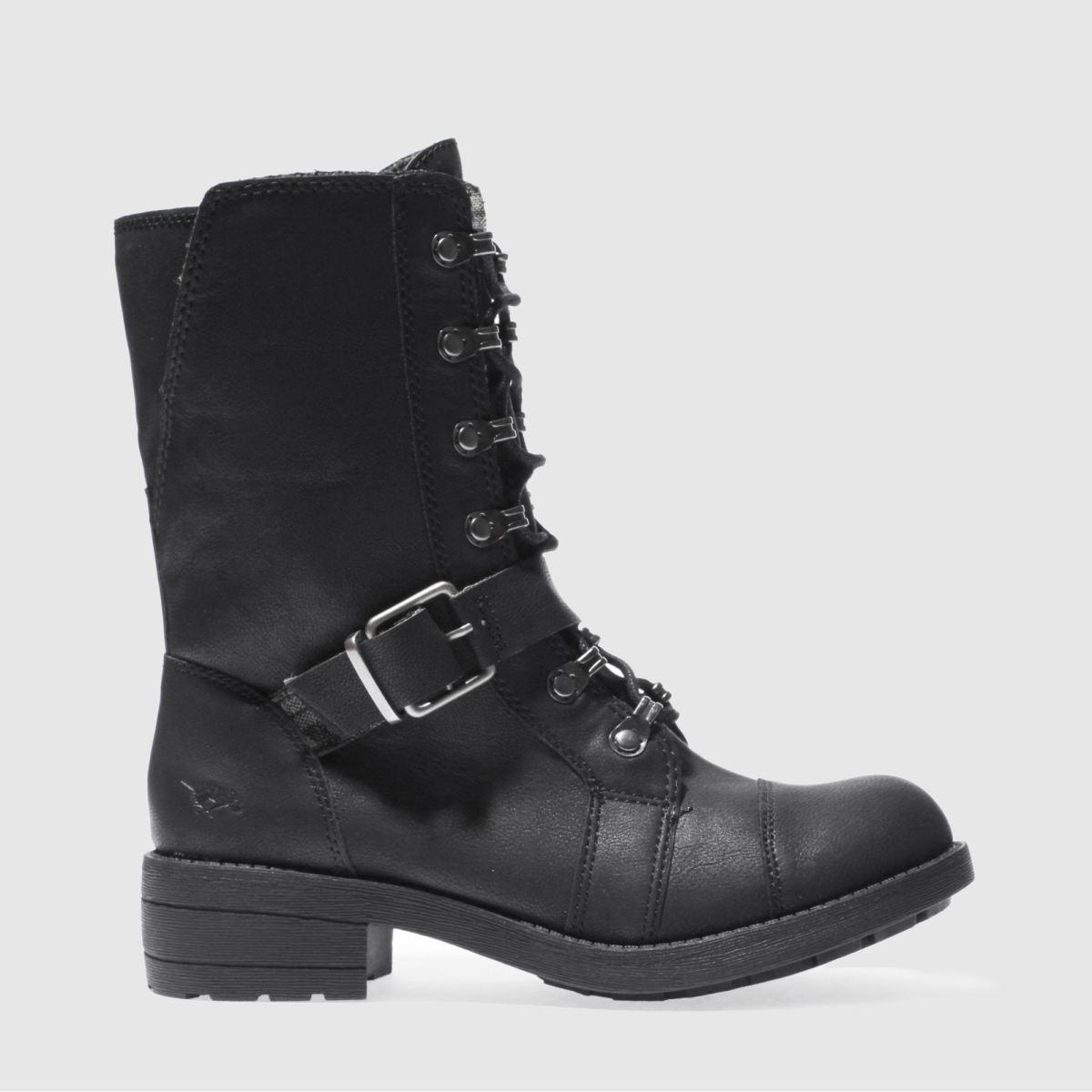 rocket dog black tallie boots