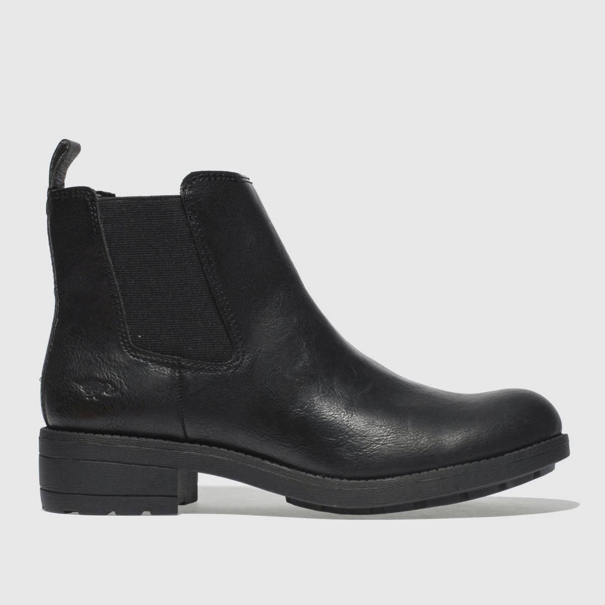 Rocket Dog Black Tessa Boots