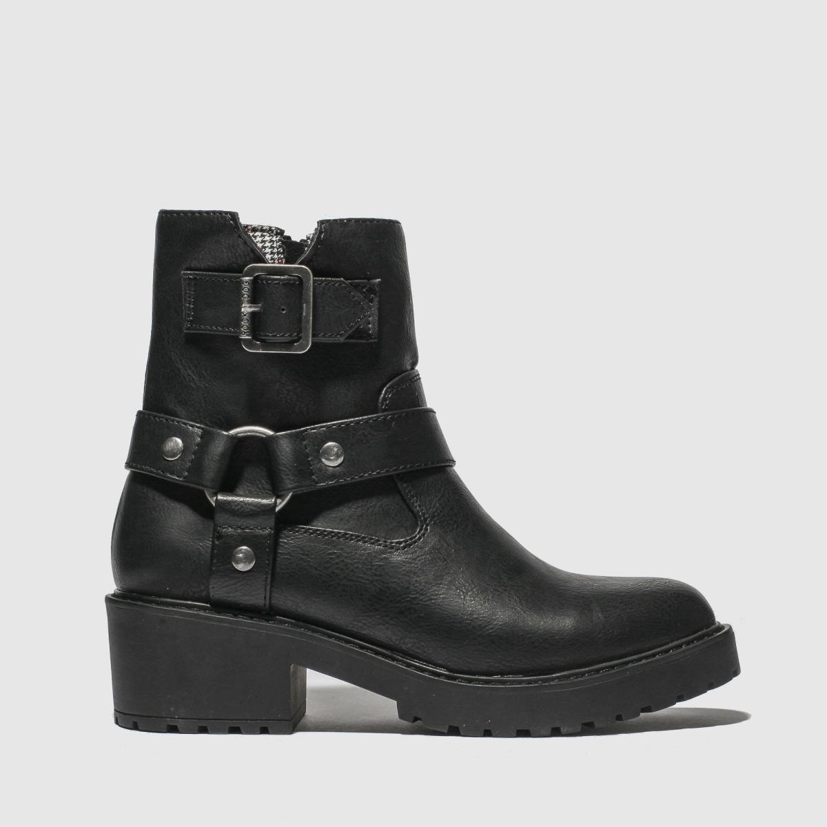 Rocket Dog Black Pluto Boots