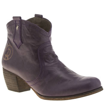 Red Or Dead Purple Mountain Boots