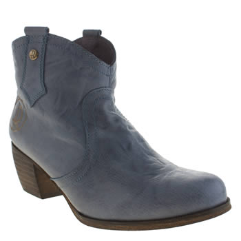 Red Or Dead Blue Mountain Boots