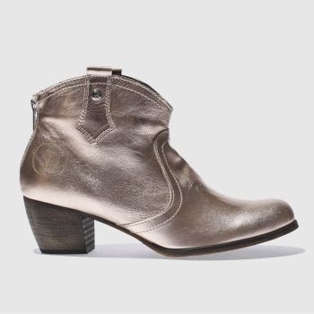 Red Or Dead Bronze Mountain Damen Boots