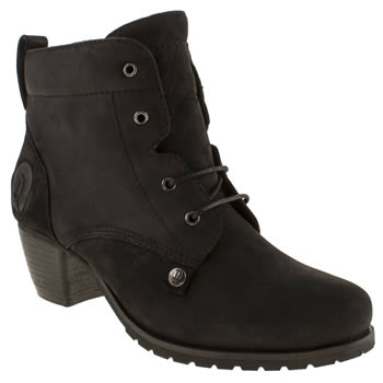 womens red or dead black nora nice boots