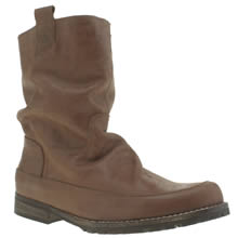 Red Or Dead Tan Respect Womens Boots