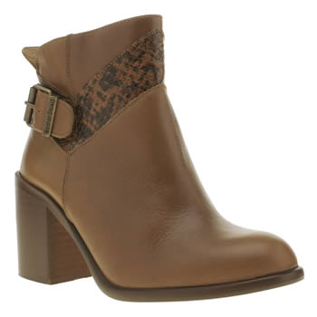 Red Or Dead Tan Yeeha Boots