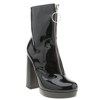 Red Or Dead Black Eve Boots