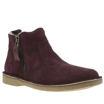 Red Or Dead Burgundy Revolution Boots