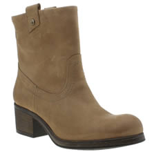 Red Or Dead Tan Mildred Boots