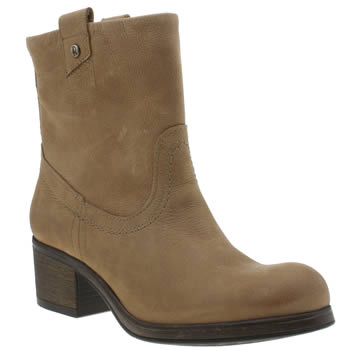 Red Or Dead Tan Mildred Womens Boots