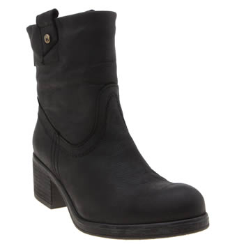 Red Or Dead Black Mildred Boots