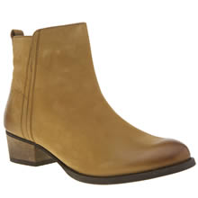 Red Or Dead Tan Gwendolina Womens Boots