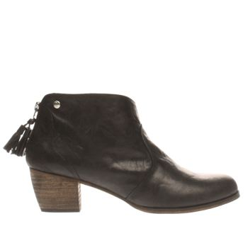 Red Or Dead Black Barmy Blanche Womens Boots