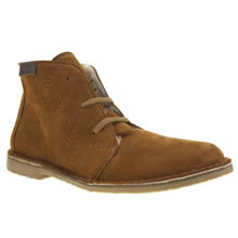 Red Or Dead Tan Mavis Womens Boots
