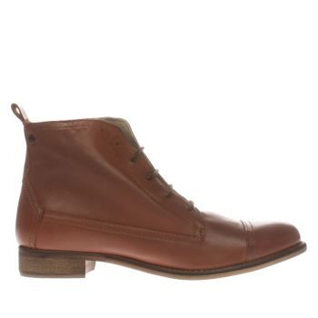 Red Or Dead Tan Gertie Womens Boots