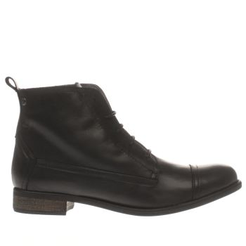 Red Or Dead Black Gertie Boots