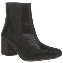 Red Or Dead Black Eli Womens Boots