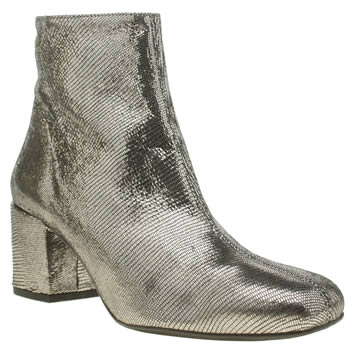 Red Or Dead Silver Eli Womens Boots