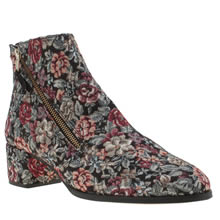 Red Or Dead Multi Patsy Parker Womens Boots
