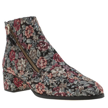 Womens Red Or Dead Multi Patsy Parker Boots