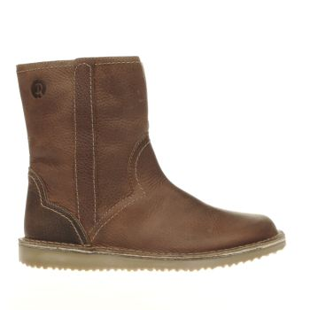 RED OR DEAD TAN ROD MOIRA MONDAY BOOTS