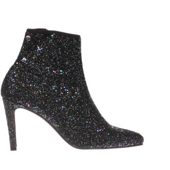 Red Or Dead Navy Diana Disco Boots