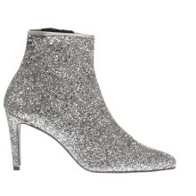 Red Or Dead Silver Diana Disco Boots