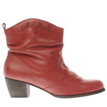 Red Or Dead Red Austin Womens Boots