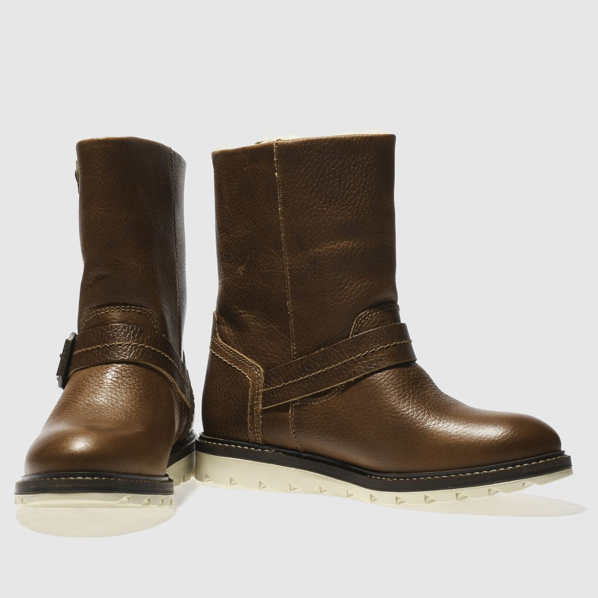 red or dead tan bubba boots