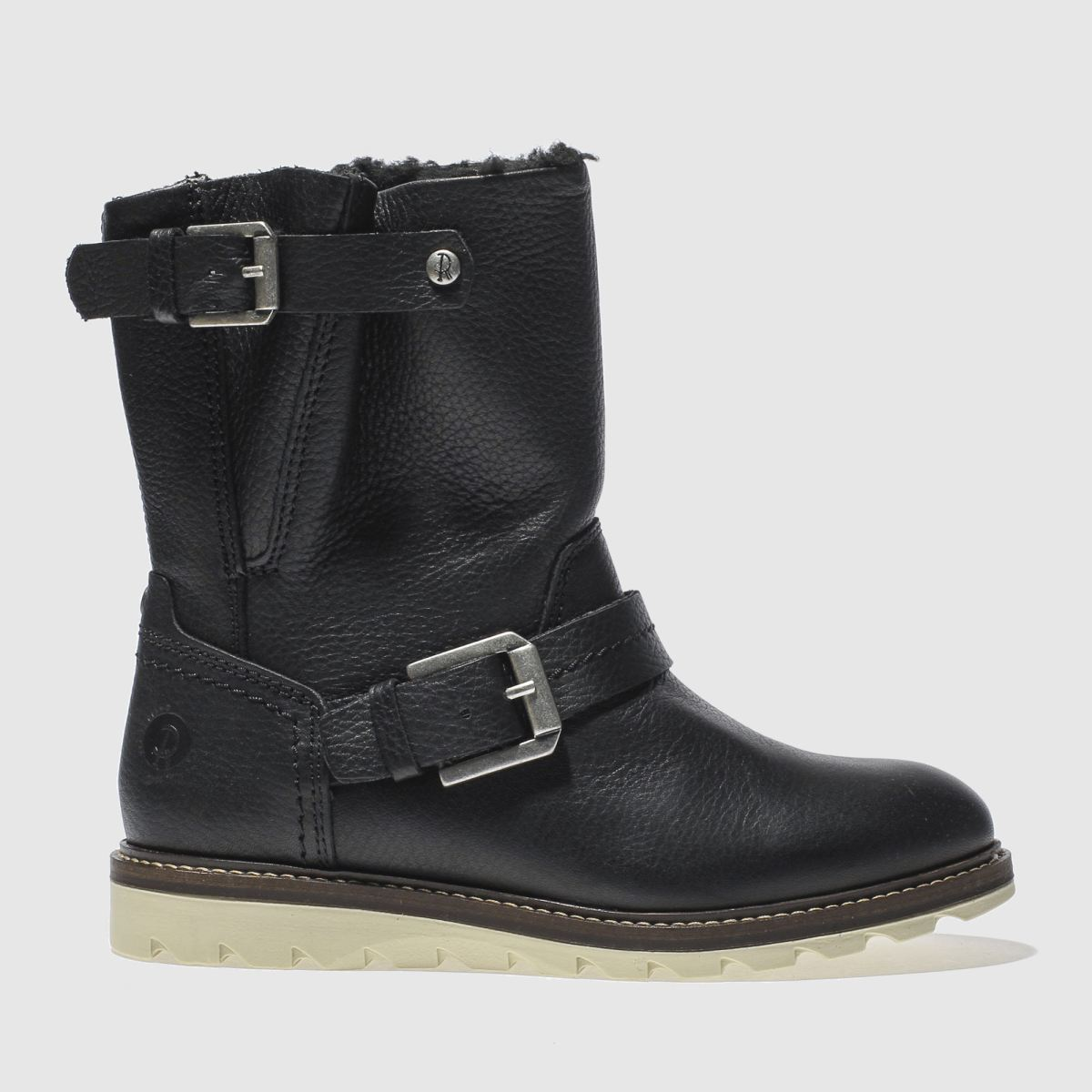 Red Or Dead Black Bubba Boots