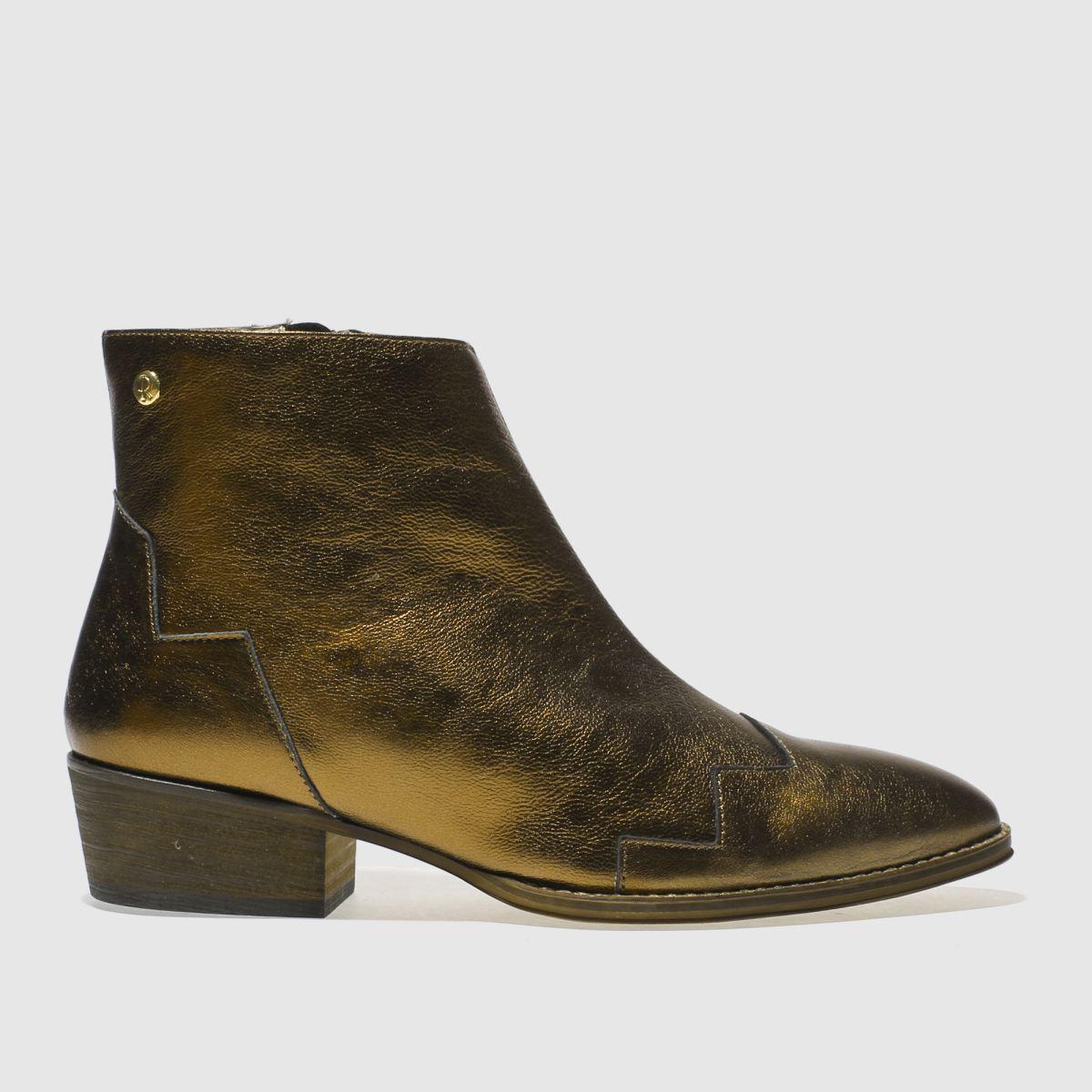 Red Or Dead Bronze Roxetta Boots