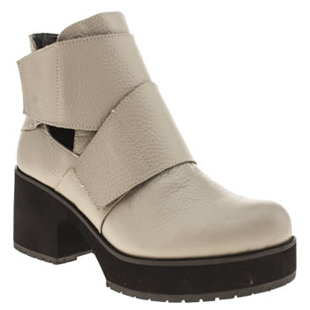 Shellys Light Grey Mieri Boots