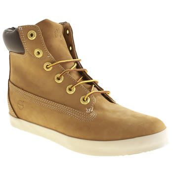 Womens Timberland Natural Timb Earthkeepers Glastenbury Boots