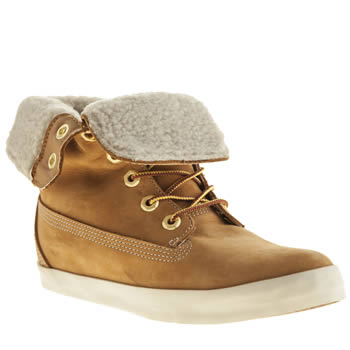 Timberland Natural Earthkeepers Glastenbury Fold Boots