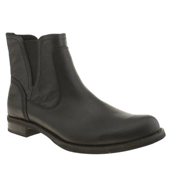 Womens Timberland Black Savin Hill Chelsea Boots