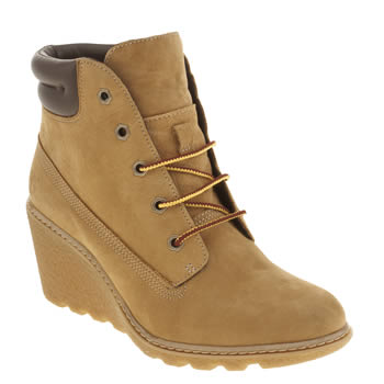 Timberland Natural Amston 6 Inch Boots
