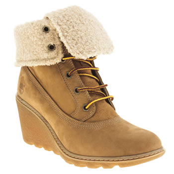 Timberland Natural Earthkeepers Amston Roll-top Boots
