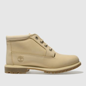 Timberland Natural Nellie Chukka Double Womens Boots