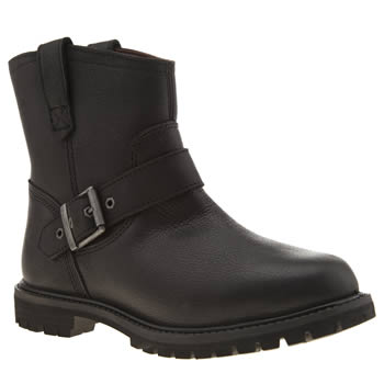 Timberland Black 6 Inch Premium Pull On Wp Boots