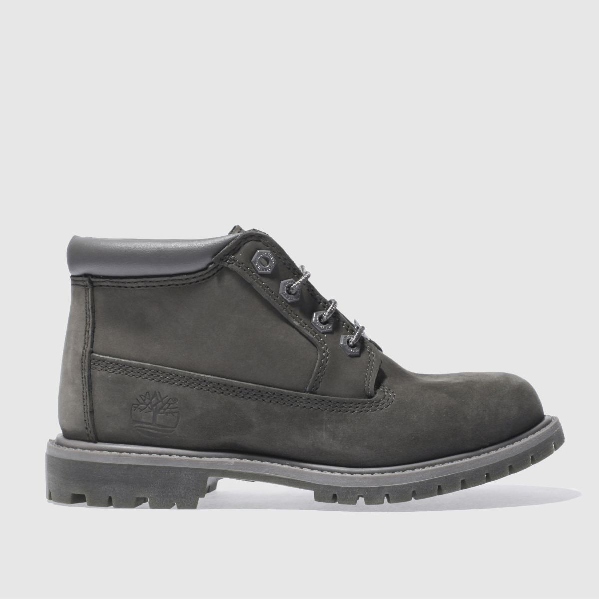timberland grey nellie chukka double boots