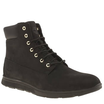 Timberland Black Killington Boots
