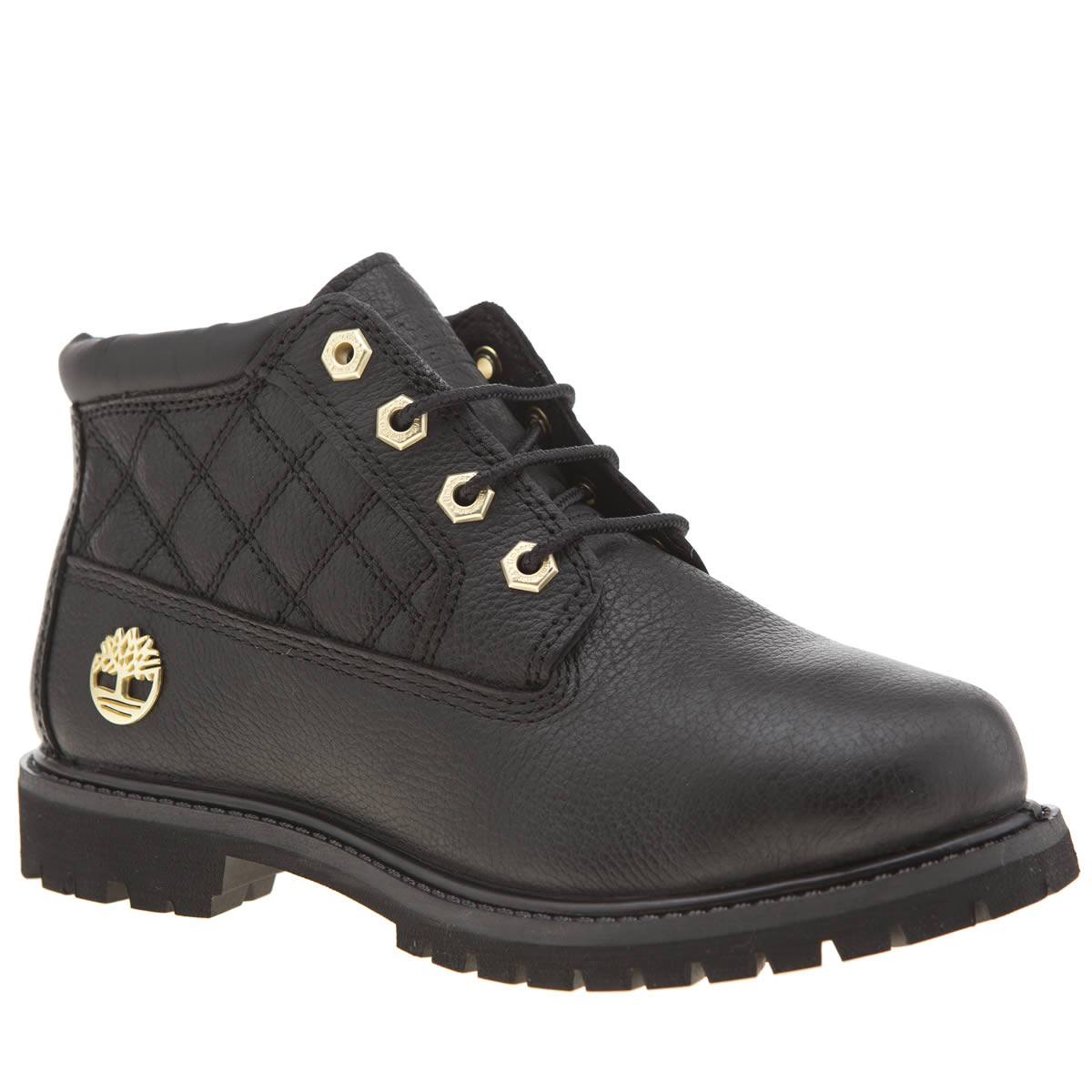Timberland Boots Black Womens