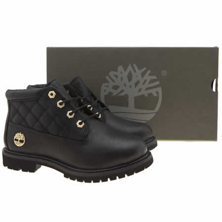 nellie black timberland boots
