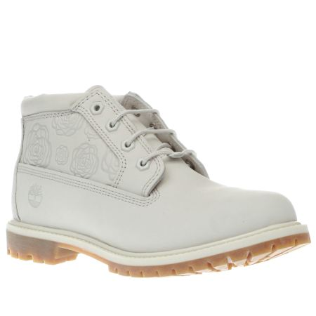 timberland nellie embossed roses 1