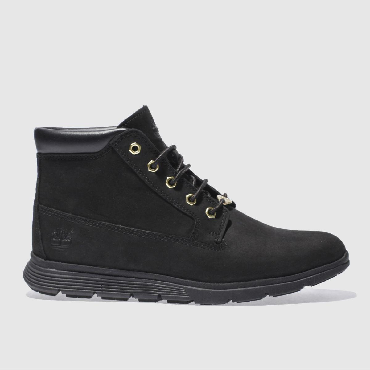 timberland black killington nellie boots
