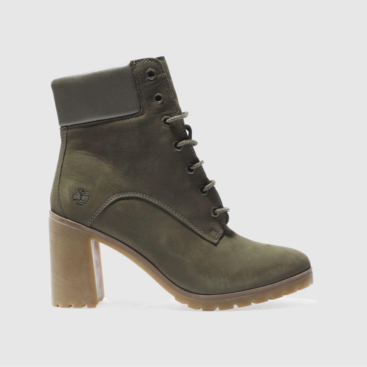 timberland khaki allington boots