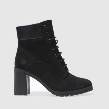 Timberland Black Allington Womens Boots