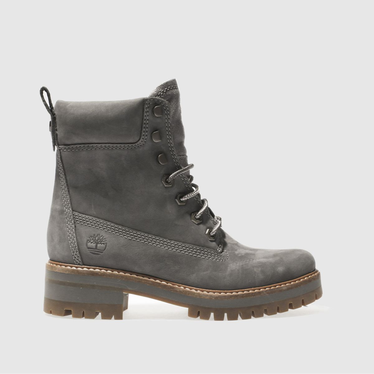 timberland dark grey courmayeur valley boot boots