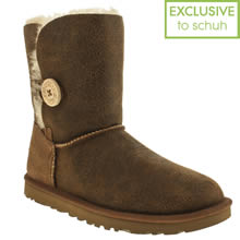 Tan Ugg Australia Bailey Button Bomber