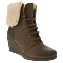 Dark Brown Ugg Australia Zea