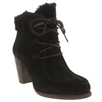 Womens Ugg Australia Black Analise Boots